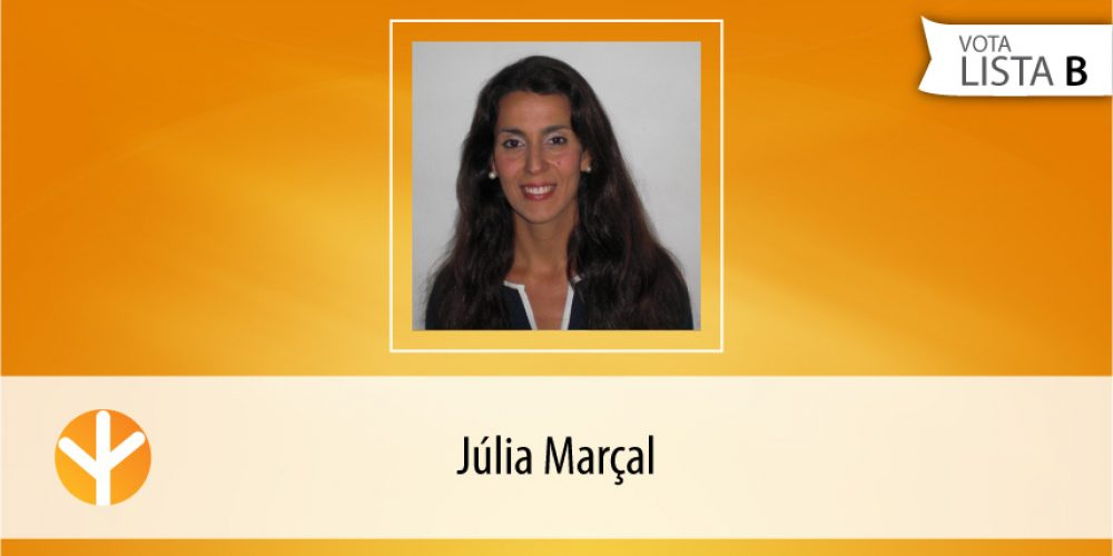 Candidata do Dia: Júlia Marçal