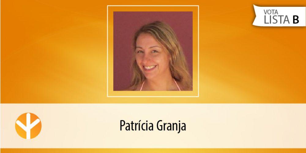 Candidata do Dia: Patrícia Granja