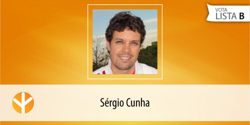 Candidato do Dia: Sérgio Cunha