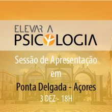 Ponta Delgada: Sessão de Apresentação
