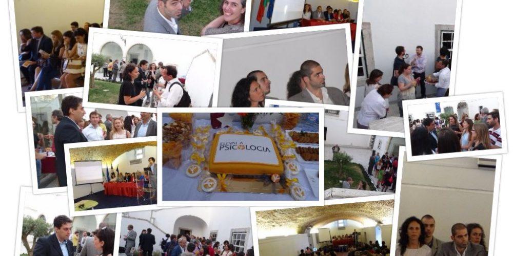 A Cerimónia de Lançamento em Imagens