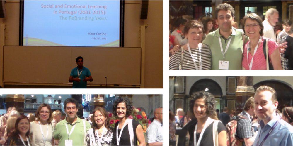 Participação de candidatos da lista «Elevar a Psicologia» no Congresso da ISPA