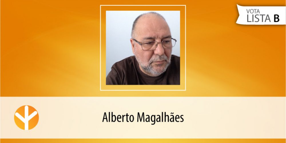 Candidato do Dia: Alberto Magalhães