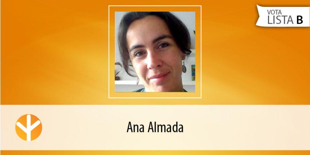 Candidata do Dia: Ana Almada