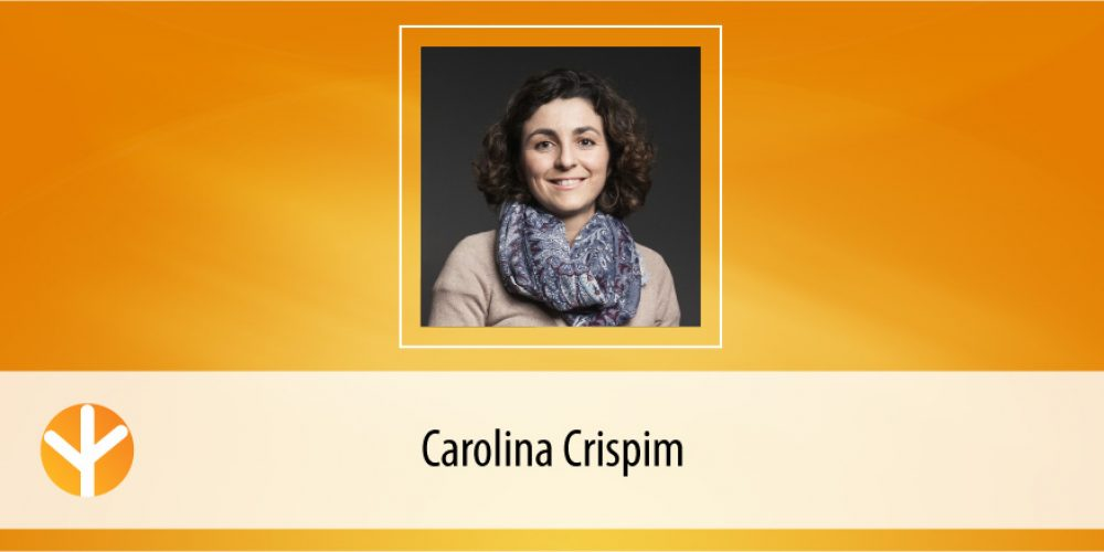 Candidata do Dia: Carolina Crispim