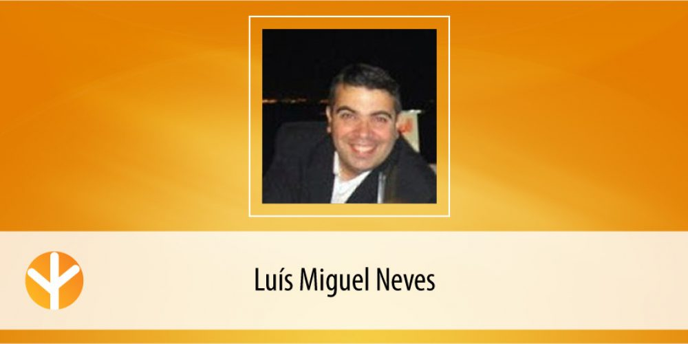 Candidato do Dia: Luís Miguel Neves