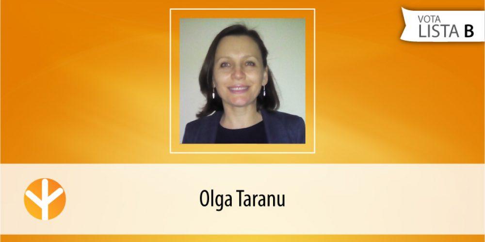 Candidata do Dia: Olga Taranu