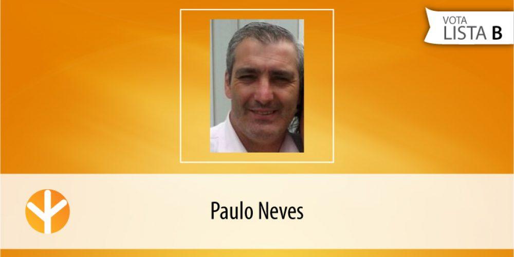 Candidato do Dia: Paulo Neves