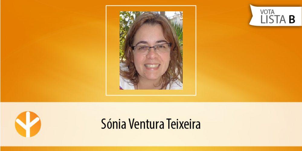 Candidata do Dia: Sónia Ventura Teixeira