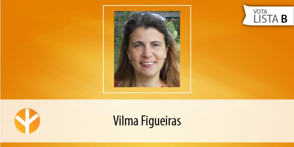 Candidata do Dia: Vilma Figueiras