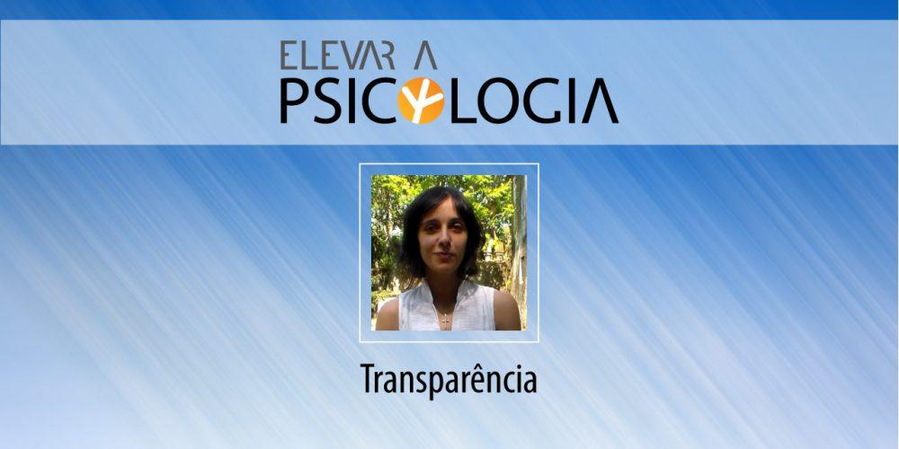 Apresentação do Programa: Transparência