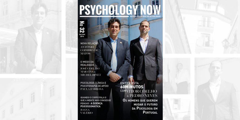 Entrevista à Revista «Psicologia na Actualidade»